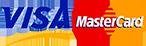 Карты Visa, MasterCard
