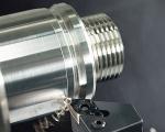 Обработка цилиндрической поверхности