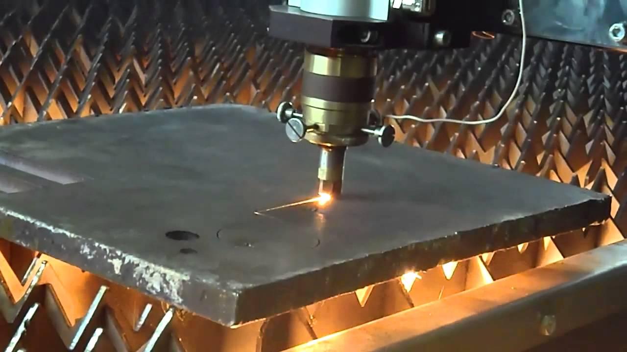 Лазерная резка метала